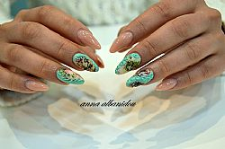NAIL ART MIX for Salon Nails